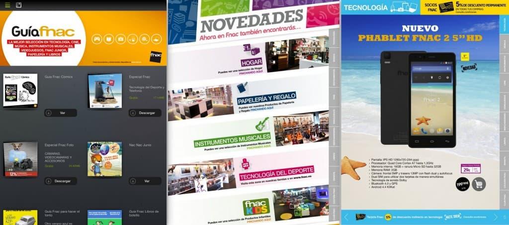 Collage Guia Fnac
